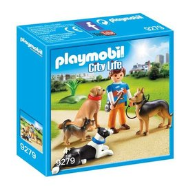 Playmobil pl9279 - Hondenbegeleider