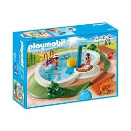 Playmobil pl9422 - Zwembad