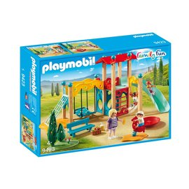 Playmobil pl9423 - Grote speeltuin