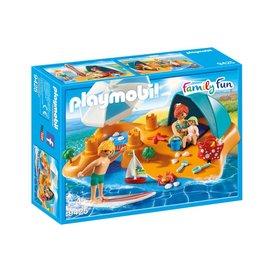 Playmobil pl9425 - Familie aan het strand
