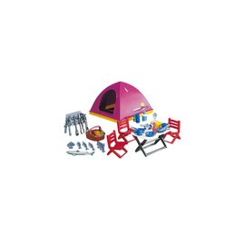 Playmobil pl7260 - Camping set