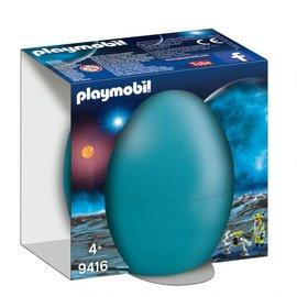 Playmobil pl9416 - Ruimte agent met robot