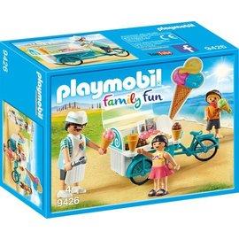Playmobil pl9426 - IJsjesverkoper