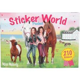 Depesche MM10131 - Miss Melody Stickerworld