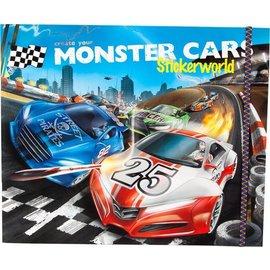 Top Models by Depesche MC6244 - Monster Cars Stickerwereld