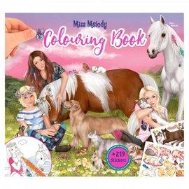 Top Models by Depesche MM8576 - Miss Melody kleurboek