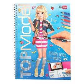 Depesche  3042 - Top Model Designbook + Video