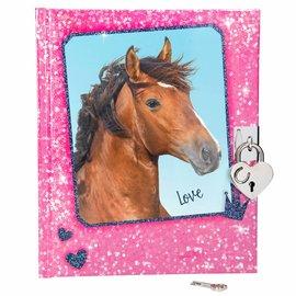 Top Models by Depesche HD48936 - Horses Dreams dagboek