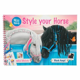 Top Models by Depesche MM2783 - Miss Melody Style your Horse