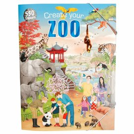Top Models by Depesche DC10014 - Create Your Zoo
