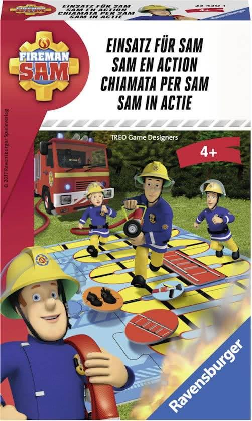 Zeer SP234301 - Brandweerman Sam - T-Toys Dirksland @NH41