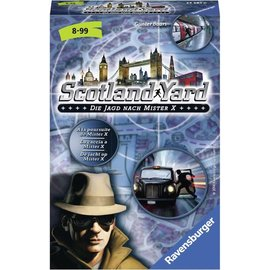 Ravensburger SP233816 - Scotland Yard