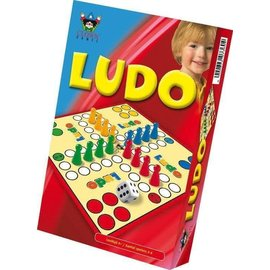 Clown Games SP0607137 - Ludo