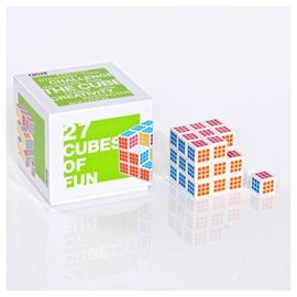 Fritzo SP06825 - 27 Cubes 0f Fun