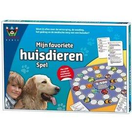 Clown Games SP06071030 - Mijn favoriete huisdieren spel