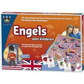 Clown Games SP0607030 - Engels voor kinderen