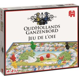 Jumbo SP17968 - Oud Hollands Ganzenbord
