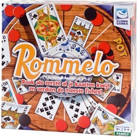 Clown Games SP0604043 - Rommelo
