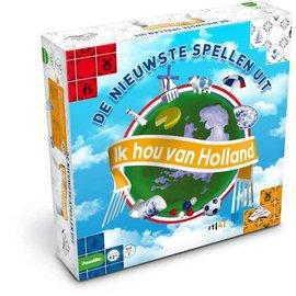 Identity Games SP03583 - Ik hou van Holland