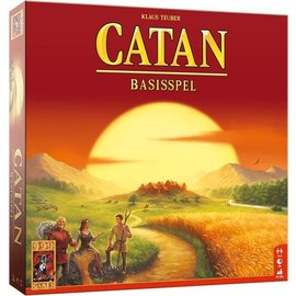 999 Games SP999 - Catan basisspel