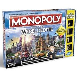 Hasbro SP2348 - Monopoly Wereldeditie