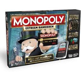 Hasbro SP1009 - Monopoly Extreem bankieren