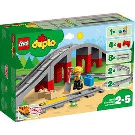 LEGO® LD10872 - Treinbrug en -rails