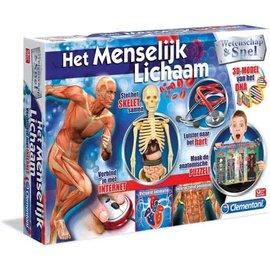 Clementoni SP66391 - Het Menselijk lichaam