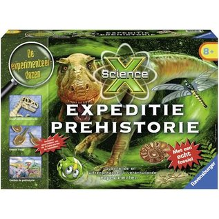 Ravensburger SP188956 - XScience Expeditie Prehistorie