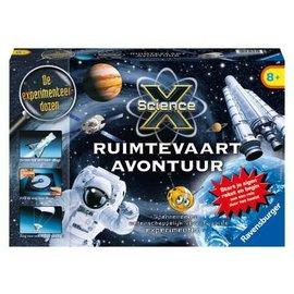 Ravensburger SP189625 - XScience Ruimtevaart Avontuur