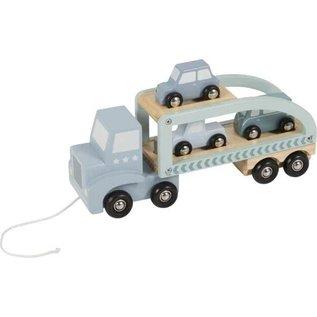 Little Dutch LDU4372 - Little Dutch Houten Truck