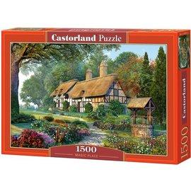 Castorland puzzels PUC150915 - Magic Place 1500 stukjes