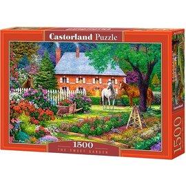 Castorland puzzels PUC151523 - The Sweet Garden 1500 stukjes