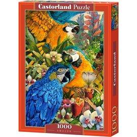 Castorland puzzels PUC103485 - Amazon 1000 stukjes