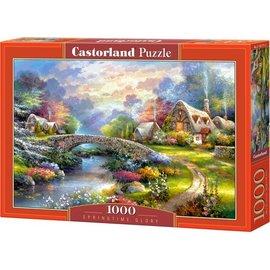 Castorland puzzels PUC103171 - Springtime glory 1000 stukjes
