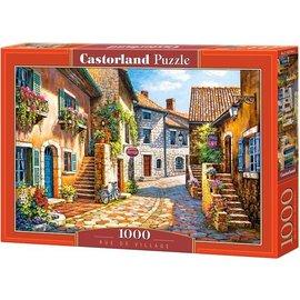Castorland puzzels PUC103744 - Rue de Village 1000 stukjes