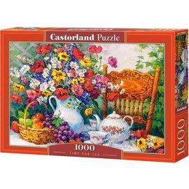 Castorland puzzels PUC103836 - Time for tea 1000 stukjes