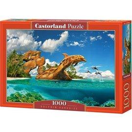 Castorland puzzels PUC103508 - Dolphin Paradise 1000 stukjes