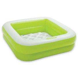 Intex ZW384503 - Baby Zwembad opblaasbaar groen