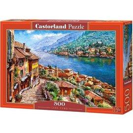 Castorland puzzels PUB52639 - Como Meer 500 stukjes