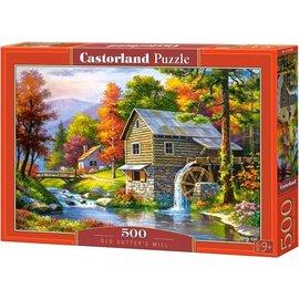 Castorland puzzels PB52691 - Old Sutter's Mill 500 stukjes