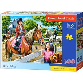 Castorland puzzels PUB030095 - Paardrijden 300 stukjes
