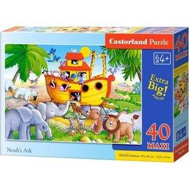 Castorland puzzels PUB040209 - Ark van Noach 40 stukjes