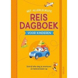 Boeken DT0521501 - Het allerleukste reisdagboek voor k inderen