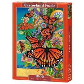 Castorland puzzels PUC103294 - Monarch Madness 1000 stukjes