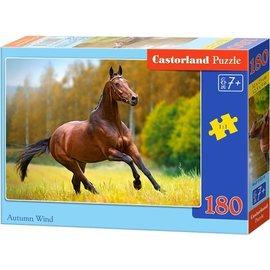 Castorland puzzels PUB018314 - Paard in de herfst 180 stukjes