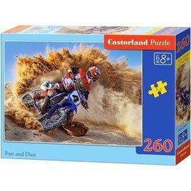 Castorland puzzels PUB27460 - Off road motor 260 stukjes