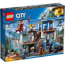 LEGO® LE60174 - Politiekantoor op de berg