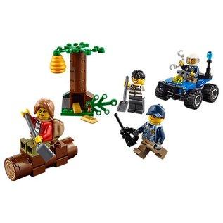 LEGO® LE60171 - Bergachtervolging