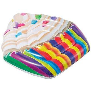 Intex ZW384025 - Intex opblaasbaar cupcake